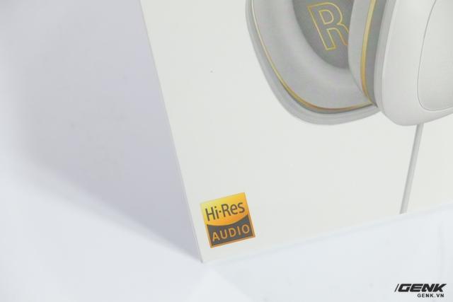 Xiaomi khoe chuẩn Hi-res của chiếc tai nghe này