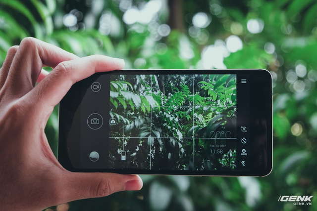 Camera Nokia 6 cho chất lượng tốt, tuy nhiên phần mềm vẫn chưa thật sự hoàn thiện