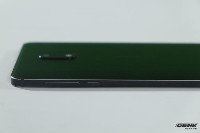 Nokia 6 có một thiết kế cao cấp và chất lượng gia công tốt
