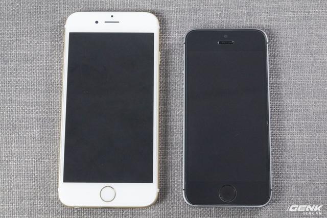 Tuy nhiên do kích thước màn hình nhỏ, kết hợp với thiết kế không thời thượng, iPhone SE không thật sự được ưa chuộng và nhiều người vẫn lựa chọn iPhone 6