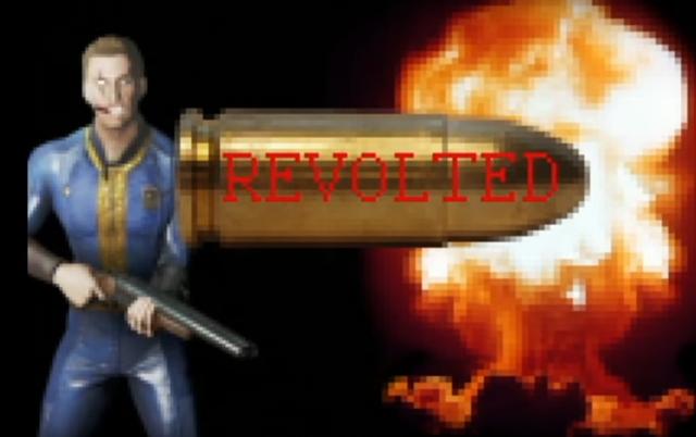 Những hình ảnh đếm rõ được từng pixel thế này thực ra là một bản mod dành cho Fallout 4.
