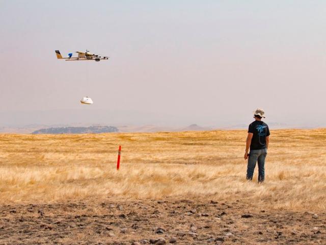 Nhân viên Project Wing phải thử nghiệm máy bay không người lái trong điều kiện khắc nghiệt.