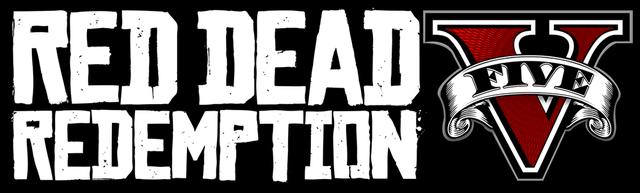 Logo kết hợp giữa Red Dead Redemption và GTA V của bản mod.