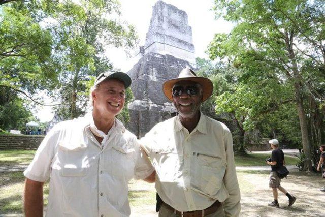 Richard Hansen, người đứng đầu dự án này cho biết đây là một nghiên cứu đặc biệt duy nhất được thực hiện tại Mesoamerica. Richard Hansen là một nhà khảo cổ học ưu tú và hiện là Giáo sư nhân chủng học tại Đại học Utah.