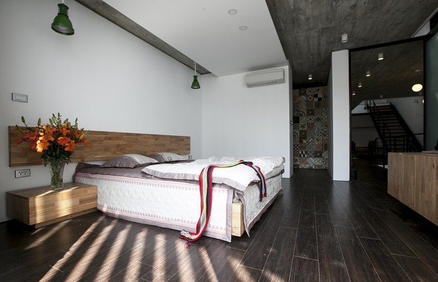 Phòng ngủ của gia chủ.