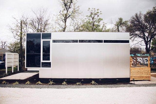 Kasita cung cấp những ngôi nhà nhỏ xíu nhằm khuyến khích lối sống giản dị.