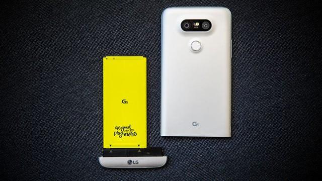LG G5 có mức giá dự kiến 9,99 triệu đồng
