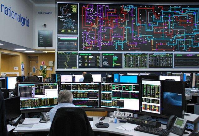 Nhiệm vụ chính của National Grid là cân bằng hiệu quả giữa nguồn cung và cầu điện năng.