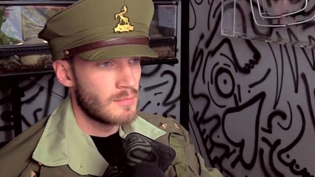 PewDiePie đang vấp phải nhiều sự chỉ trích sau trò đùa quá lố.