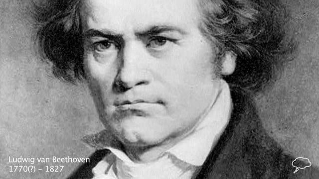 Nhà soạn nhạc Ludwig van Beethoven