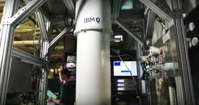 IBM Q là sản phẩm thương mại của công ty.