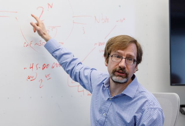 Scott Crowder, Giám đốc công nghệ IBM.
