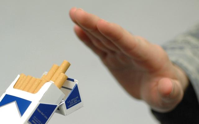Thành công trong chiến dịch chống thuốc lá, tỷ lệ ung thư đã giảm