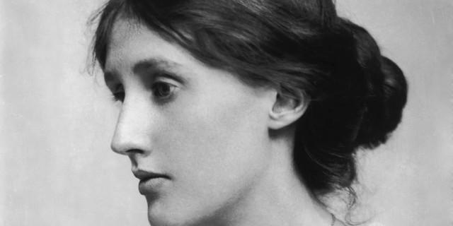 Đại văn hào Virginia Woolf