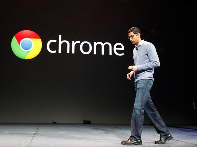 Chrome đang bị làm giả để lừa đảo người dùng.