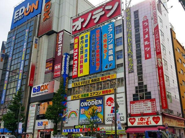Thăm khu phố điện tử Akihabara, thiên đường của Otaku Nhật Bản - Ảnh 1.
