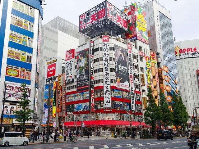 Thăm khu phố điện tử Akihabara, thiên đường của Otaku Nhật Bản - Ảnh 2.