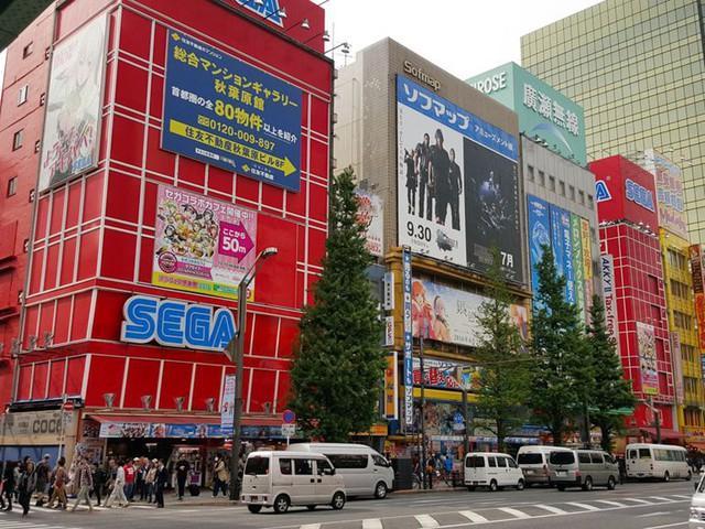 Thăm khu phố điện tử Akihabara, thiên đường của Otaku Nhật Bản - Ảnh 3.