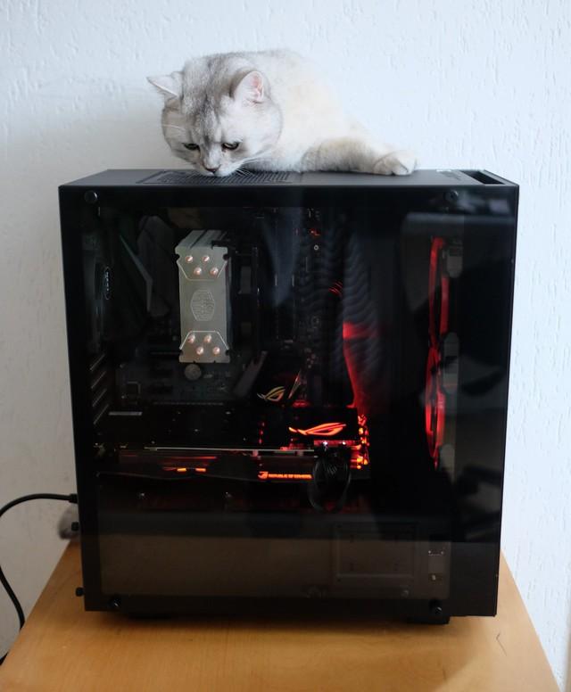 Đây là chiếc máy tính mới của tôi.