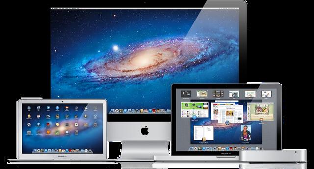 Mac là tiêu chuẩn của sự hoàn hảo.