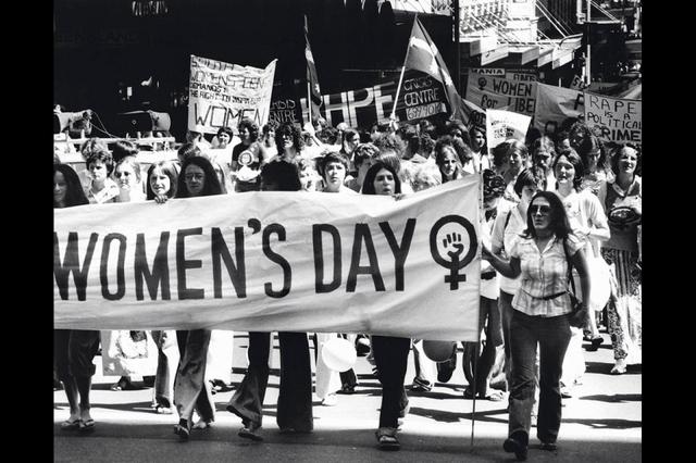 Họ đã phải đấu tranh rất nhiều mới có được ngày Quốc tế Phụ nữ.