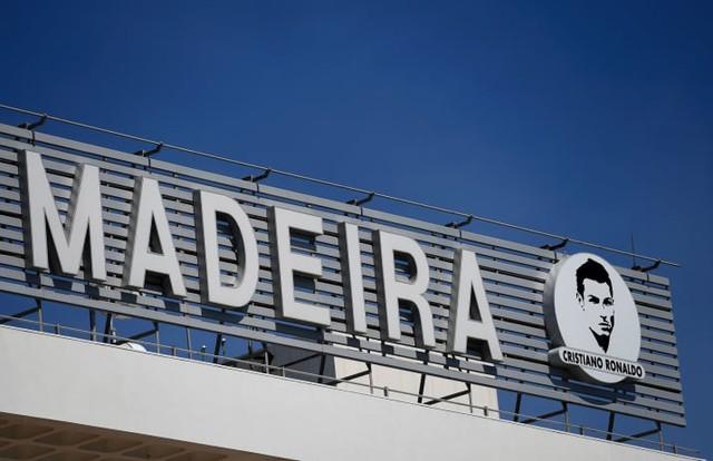 Sân bay quốc tế Cristiano Ronaldo Madeira