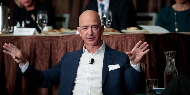 Jeff Bezos đã trở thành tỷ phú giàu thứ 2 trên thế giới.