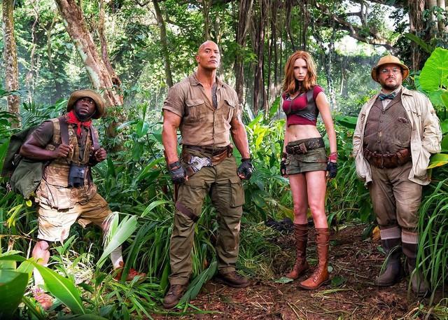 Vào 20/12 năm nay, chúng ta sẽ gặp lại The Rock trong bộ phim được làm lại Jumanji: Welcome to the Jungle