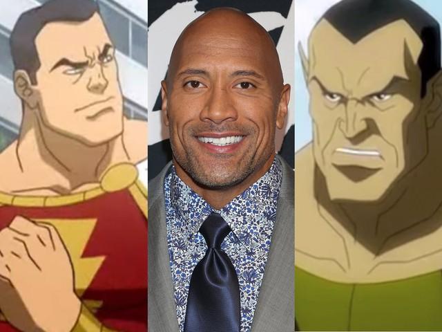 Trong tương lai, The Rock sẽ tiếp tục lấn sân siêu anh hùng khi dự kiến thủ vai Black Adam trong Shazam. Với tài năng và sự nghiêm túc trong công việc, chắc chắn The Rock sẽ còn tiếp tục cống hiến cho chúng ta nhiều siêu phẩm