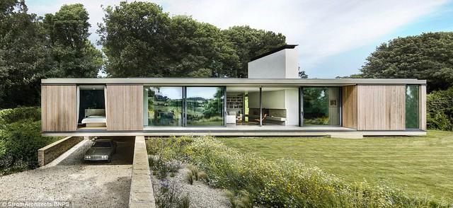 Sau dự án trị giá 750.000 bảng Anh cùng đội ngũ KTS chuyên nghiệp, ngôi nhà đã biến đổi một cách thần kỳ!