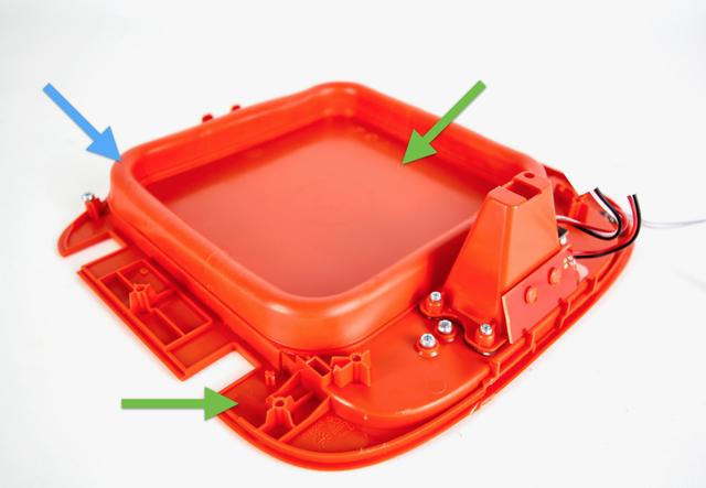 Nhựa cũng được chế tạo bằng phương pháp cao cấp.