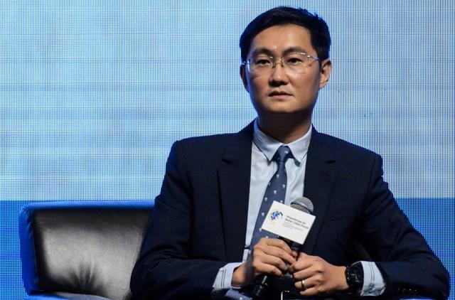 Ông Pony Ma, CEO của Tencent (ảnh: MIT Technology Review).