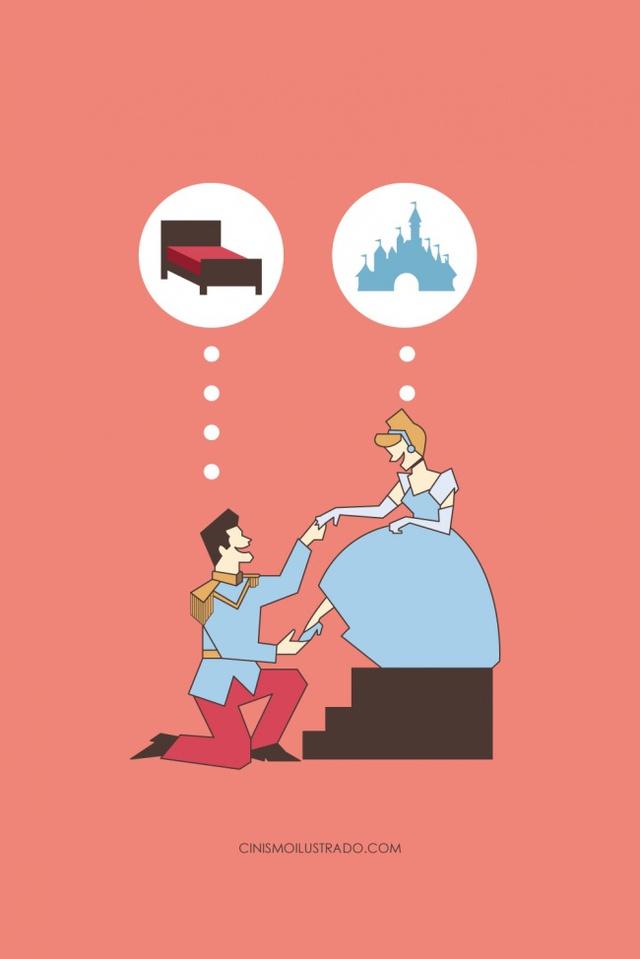 Đàn ông và phụ nữ luôn có lỗi suy nghĩ khác nhau