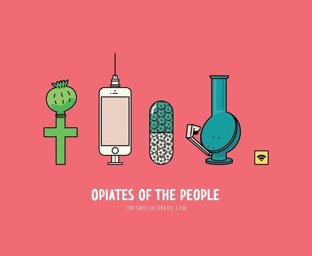 Đây mới là những chất gây nghiện có tác hại khủng khiếp đến nhân loại