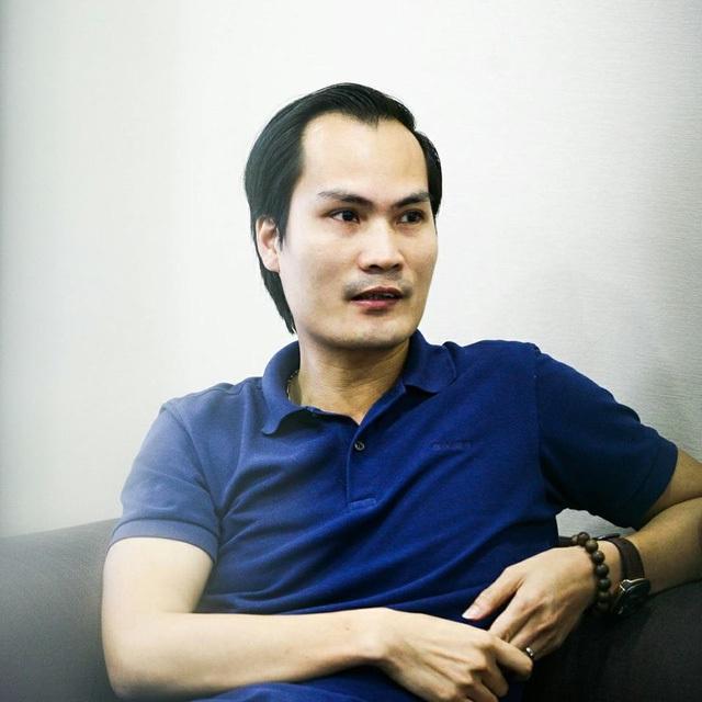 Ông Nguyễn Văn Tuấn - Phó Tổng GĐ VCCorp, phụ trách Khối Zamba