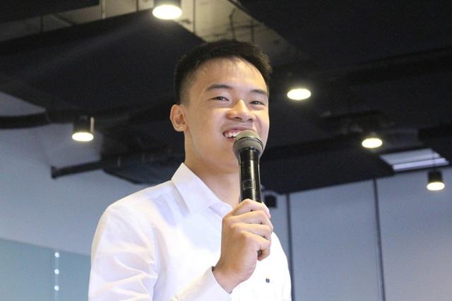 Nguyễn Xuân Bách, chàng trai có cơ hội nhận lương 7 con số ở một công ty Nhật Bản khi còn là sinh viên đại học