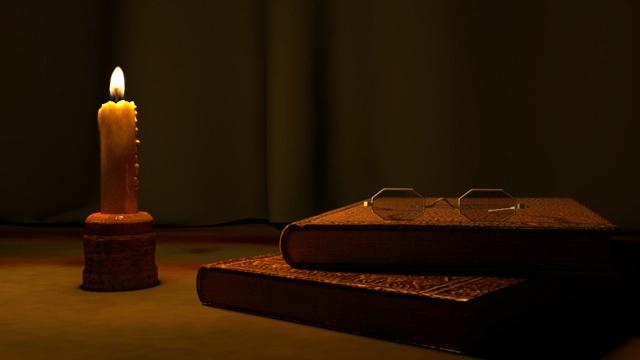 Tuy nhiên, hãy chú ý vào ánh sáng để đọc vào ban đêm, thường thì tôi vẫn để đèn sáng trưng để không làm hại cho mắt.