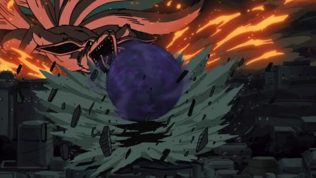 Bom Cữu Vĩ Hoàn Chỉnh là quả bom lớn nhất và có sức công phá mạnh nhất trong các Bom Vĩ Thú.