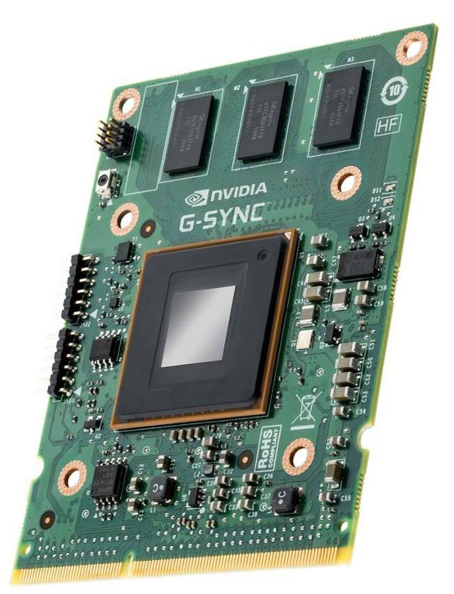 Chip G-Sync của Nvidia.