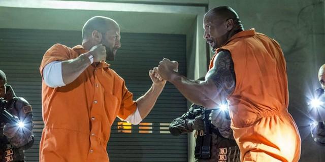 Sự ăn rơ giữa The Rock và Jason Statham trong Fast 7 đã khiến các nhà sản xuất đẩy nhanh dự án phim riêng về bộ đôi này.