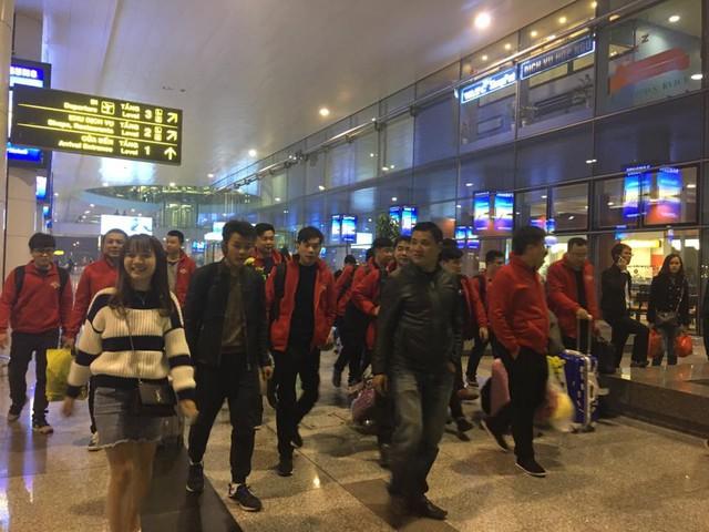 Đoàn AoE Trung Quốc rất cảm kích trước sự tiếp đón nồng nhiệt của đoàn AoE Hà Nội.