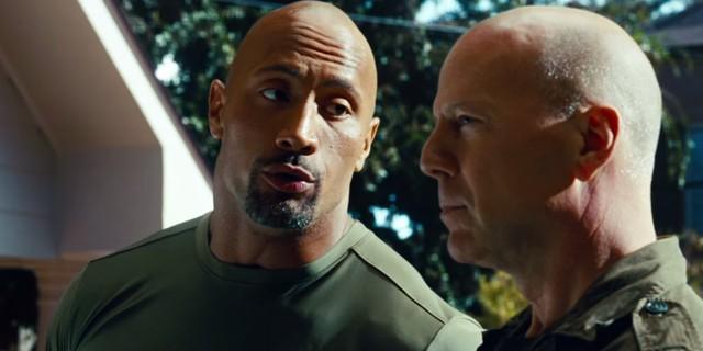 """Dwayne còn xuất hiện trong những dự án phim lớn khác như """"G.I. Joe: Retaliation"""" và """"Journey 2: The Mysterious Island"""""""