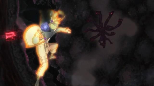 Naruto có thể sử dụng bom Vĩ Thú và nạp năng lượng giống như cách mà anh tạo nên Rasengan.