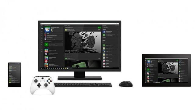 Xbox One có thể được điều khiển thông qua tablet hoặc điện thoại