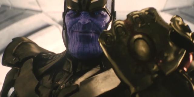Thanos quyết tâm tự mình thu thập những viên đá vô cực