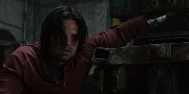 Một phân cảnh trong phim Captain America: Civil War được chọn làm mid-credits cho Ant-man