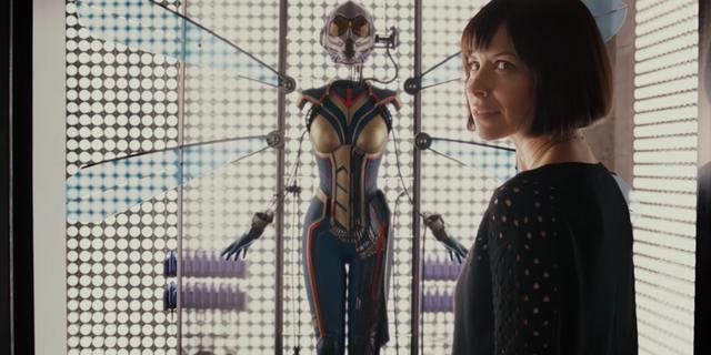 Ant-man đời thứ hai đã xuất hiện, liệu Hope có trở thành The Wasp đời thứ hai?