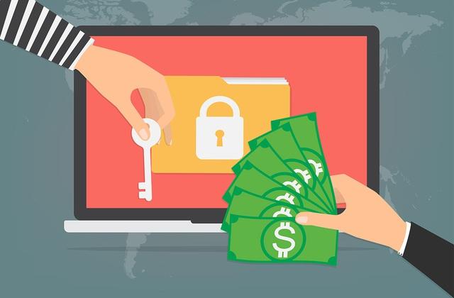 Ransomware là loại mã độc khóa dữ liệu đòi tiền chuộc
