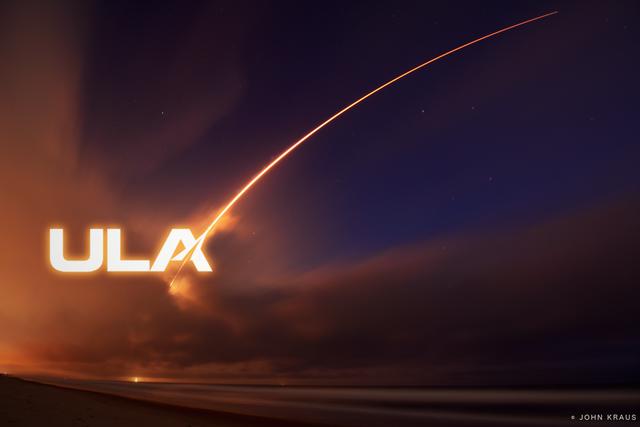 United Launch Alliance.