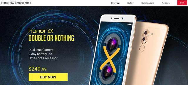 Tại Mỹ, Huawei sẵn sàng từ bỏ hoàn toàn tên của mình và chỉ sử dụng thương hiệu Honor